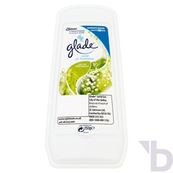 Glade Solid Air Freshener Lily of the Valley 150g