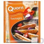 Quorn Meat Free 8 Sausages 336g