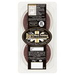 The Bury Black Pudding Company 4 Traditional Black Pudding Slices 230g