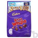 Cadbury Bitsa Wispa Chocolate Bag 110g