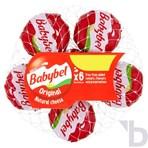 Babybel Mini Original Natural Cheese 6 x 20g (120g)