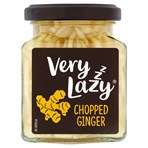 Very Lazy Chopped Ginger 190g