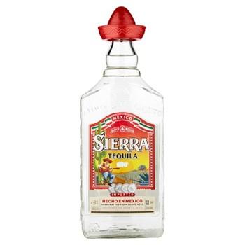 Sierra Tequila Silver 50cl
