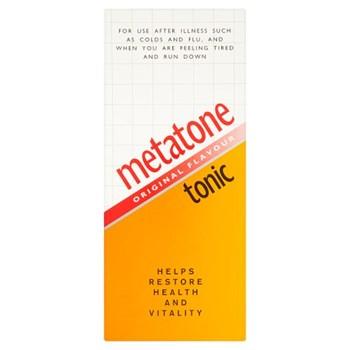 Metatone Tonic Original Flavour 500ml