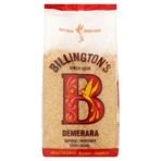 Billington's Demerara Natural Unrefined Cane Sugar 500g