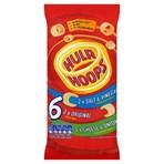 Hula Hoops Family Pack 6 x 24g