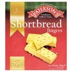 Paterson's Delicious Shortbread Fingers 380g