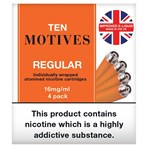 Ten Motives 4 Regular 16mg