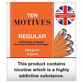 Ten Motives 4 Regular 16mg