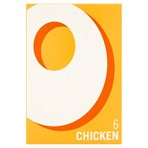 OXO Chicken Stock Cubes 6
