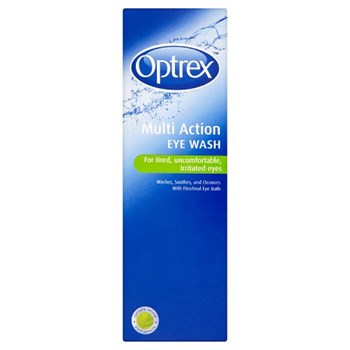 Optrex Multi-action Eye Wash, 300ml
