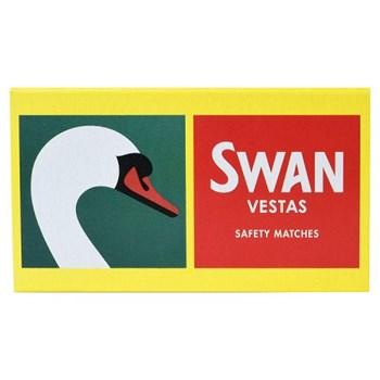 Swan Vestas Safety Matches