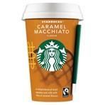 Starbucks Fairtrade Caramel Macchiato Flavour 220ml