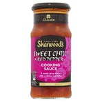 Sharwood's Sweet Chilli & Red Pepper Chinese Cooking Sauce 425g