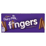 Cadbury Fingers Chocolate Biscuits 138g