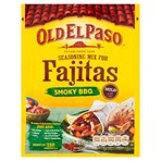 Old El Paso Smoky BBQ Fajita Seasoning Mix 35g