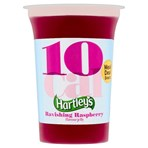 Hartley's 10 Cal Wow! Ravishing Raspberry Flavour Jelly Meal Deal Snack 175g