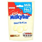 Milkybar White Chocolate Giant Buttons Sharing Bag 108g