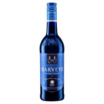 Harveys The Bristol Cream Solera Sherry 75cl