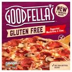 Goodfella's Gluten Free Pepperoni Mushroom & Ham 349g