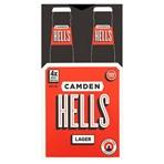 Camden Hells Lager 4 x 330ml