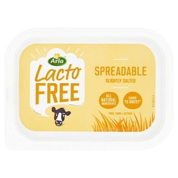 Arla Lactofree Slightly Salted Spreadable 250g