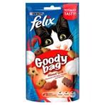 Felix Goody Bag Cat Treats Mixed Grill 60g