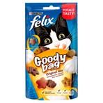 Felix Goody Bag Cat Treats Original Mix 60g