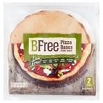 BFree Pizza Bases Stone Baked 2 x 180g (360g)
