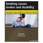 Dunhill International 20 Cigarettes