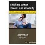 Rothmans Original 20 Cigarettes