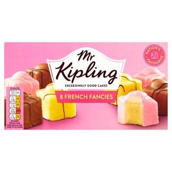 Mr Kipling 8 French Fancies