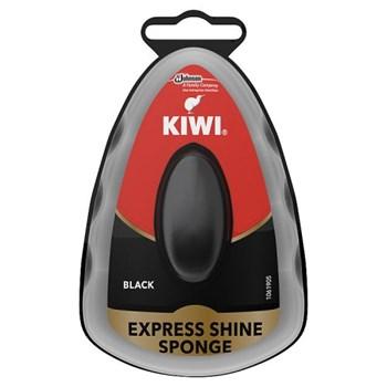 Kiwi Shoe Express Shine Sponge Black 7ml