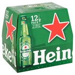 Heineken Original Lager Beer 12 x 330ml