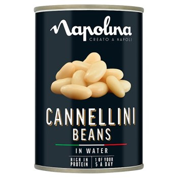 Napolina Cannellini Beans in Water 400g