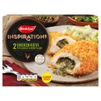 Birds Eye 2 Inspirations Chicken Kievs with a Garlic & Herb Filling 300g