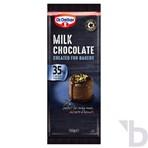 Dr. Oetker 35% Milk Chocolate Bar 150g