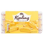 Mr Kipling 8 Lemon Layered Slices