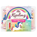 Mr Kipling 6 Unicorn Slices