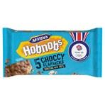 McVitie's Hobnobs 5 Choccy Flapjacks Bursting with Oats 148.5