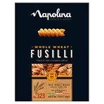 Napolina Whole Wheat Fusilli No. 323 500g