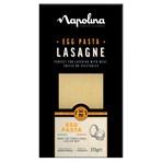 Napolina Egg Pasta Lasagne 375g
