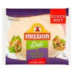 Mission Deli 6 Original Wraps 367g