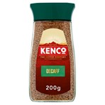 Kenco Decaff Instant Coffee 200g