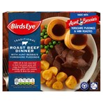 Birds Eye Traditional Roast Beef Dinner with Aunt Bessie's Yorkshire Puddings 400g