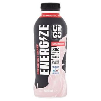 Up & Go Energize Strawberry Breakfast Shake 500ml