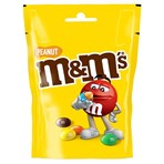 M&M's Peanut Chocolate Pouch 125g