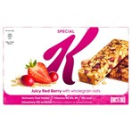 Kellogg's Special K Juicy Red Berry Cereal Bars 5 x 27g (135g)