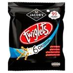 Jacob's Twiglets Original Baked Snacks 6x24g