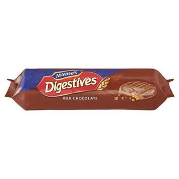 McVitie's Digestive Milk Chocolate Biscuits 433g